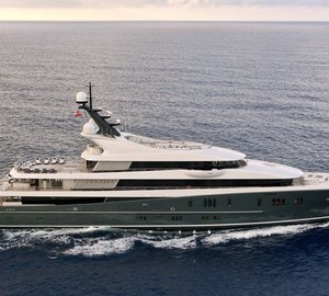 90m Mega Yacht PHOENIX 2 Now Available for Charter in Greece, France or Italy