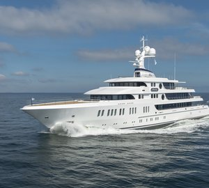 Superyacht Delivery: 74m M/Y AURORA by Lurssen handed over to her Owners