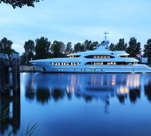 47M Heesen yacht BOOK ENDS delivered