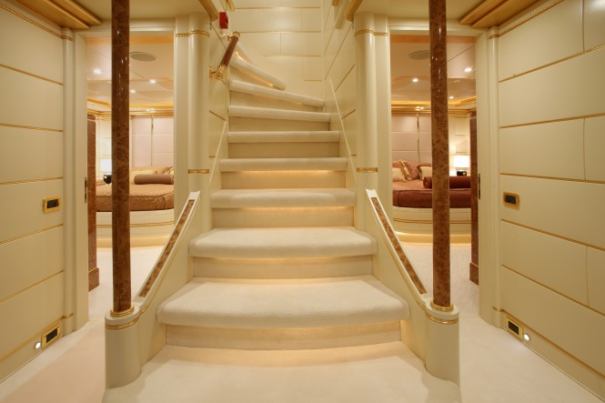 Benetti FB238 Platinum Lower Deck