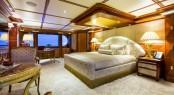 Delta Marine motor yacht SEANNA - Master suite