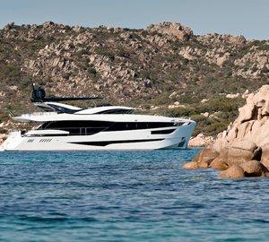 Dominator presents 28M Ilumen motor yacht KALLIENTE