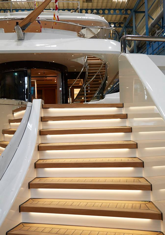Feadship launches 73m superyacht Hasna00003