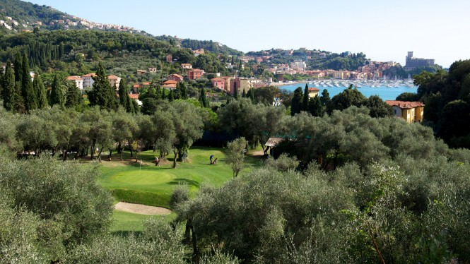 Golf course near Porto Mirabello - Photo credit Porto Mirabello