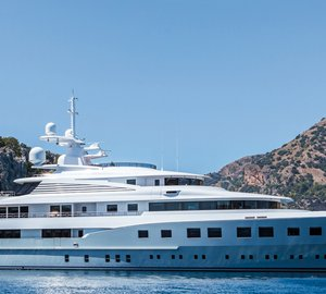 Special Offer: Charter Luxury Superyacht Axioma in July At Reduced Price
