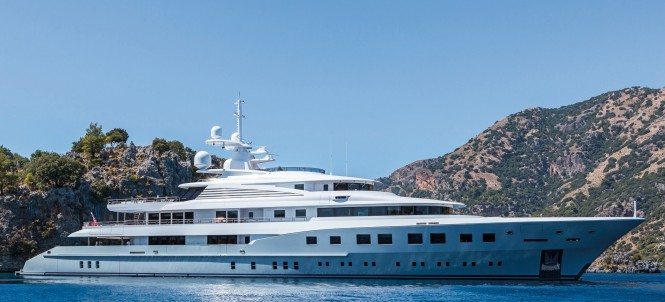 Superyacht Axioma (ex. Red Square)