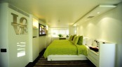 Luxury yacht BERZINC - Master suite