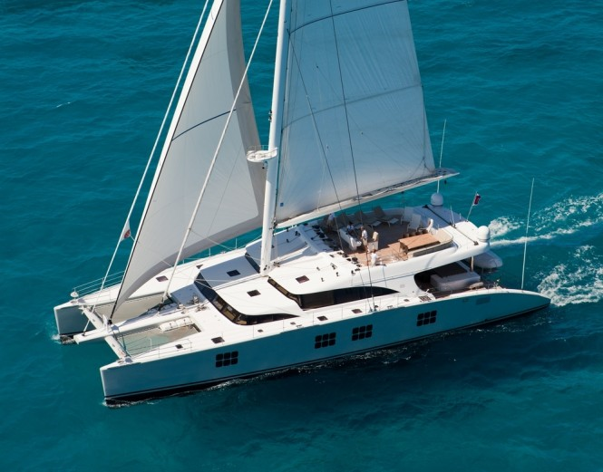Luxury yacht IPHARRA - Built by Sunreef