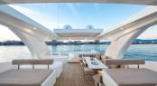 Luxury yacht JAG'B - Sundeck