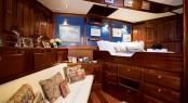 Luxury yacht SILVER SPRAY - Master suite