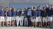 Magic Carpet³ placed 1st overall in the Wally Class at the Loro Piana Superyacht Regatta 2017. Photo credits Borlenghi, YCCS and BIM