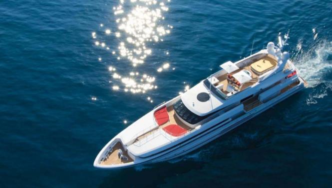 Mega yacht BALISTA - Built by Cantieri di Pisa