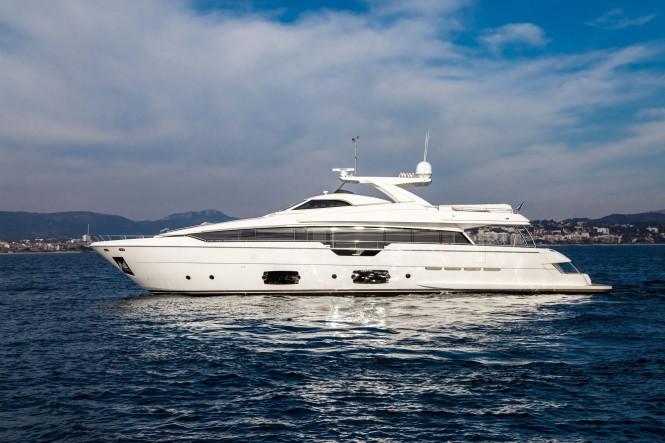 Motor yacht JAG'B - Built by Ferretti