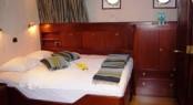 Motor yacht SHAHA - Guest cabin