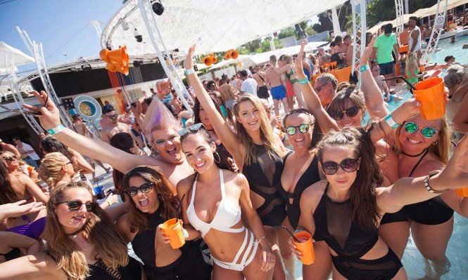 Ocean Beach Ibiza Party - Photo credit myibiza.tv