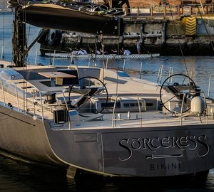 Southern Wind Delivered Sailing Yacht Sorceress