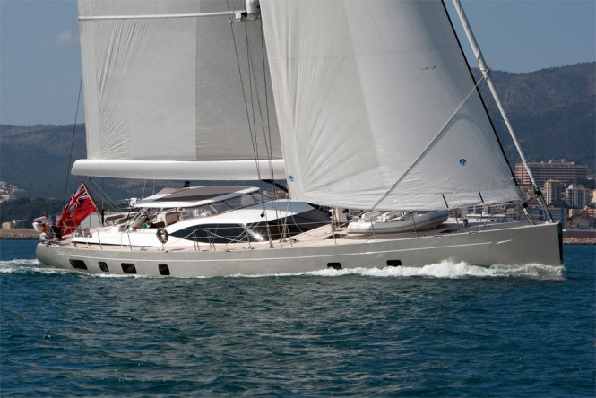 Sailing yacht PENELOPE - An Oyster superyacht