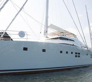 Luxury Catamaran Sunreef 88DD Launched in Poland