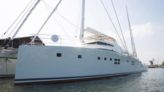 Sunreef Catamaran 88DD launched