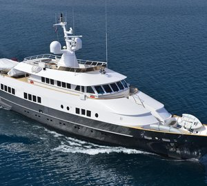 Special offer: 8-10 days for the price of 7 on Mediterranean charters aboard M/Y Berzinc