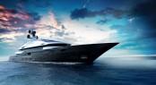 Superyacht Concept Cosmos. Photo credit Oceanco