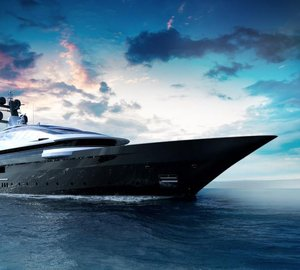 Superyacht Concept Cosmos: a new masterpiece by Oceanco and Luiz De Basto
