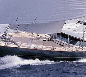 Charter luxury yacht Jasali II for the first time in the Western Mediterranean