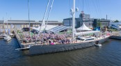 54m/177ft sailing yacht PINK GIN VI