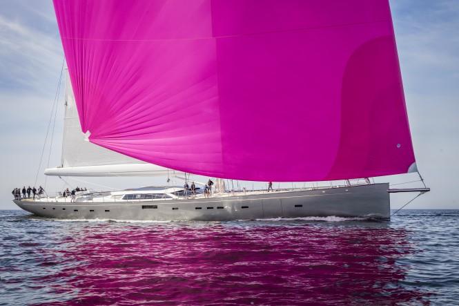 Baltic Yachts carbon fibre sloop PINK GIN VI