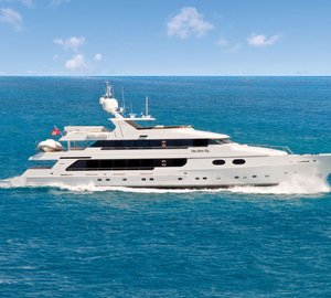 Charter luxury yacht One More Toy in the Western Mediterranean