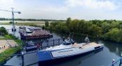 DAMEN launched NEW FRONTIERS