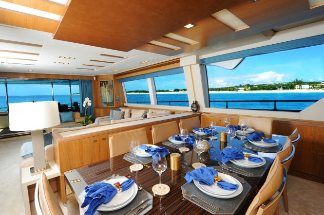 Ferretti AMORE MIO - Formal dining