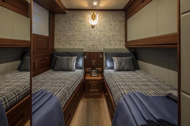 GALEGO twin cabin