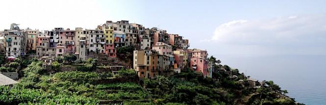 Liguria - Corniglia-Cinque Terre. Photo credit: Raffaele Tolomeo