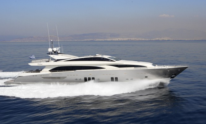 Luxury yacht DRAGON - Built by Couach