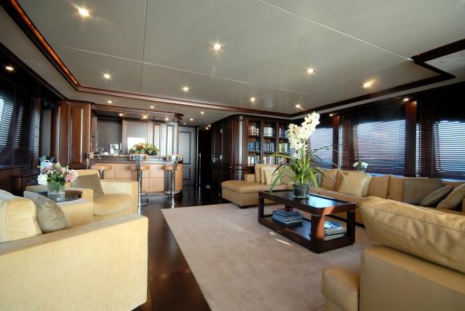 Luxury yacht ELENA NUEVE - Skylounge