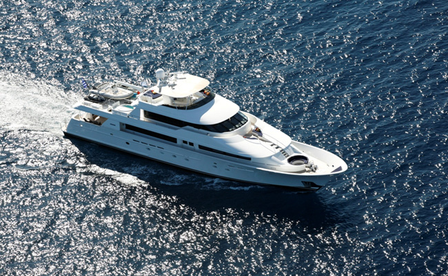 Luxury yacht ENDLESS SUMMER - Built by Westport
