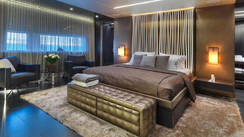 Luxury Yacht Giraud Master Suite Yacht Charter Superyacht News