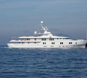 Special offer: 15% off motor yacht Katharine on Mediterranean charters