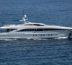 L'Equinox joins the Eastern Mediterranean world of luxury charter yachts