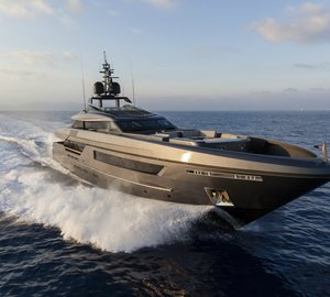 Luxury yacht Lucky Me available for Eastern Mediterranean charters