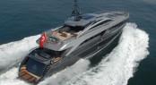 Luxury yacht RL NOOR - Built by Bilgin Yachts. Image credit Bilgin Yachts