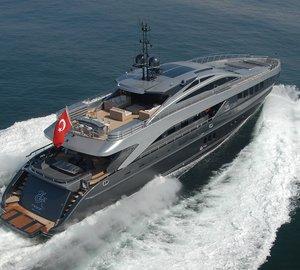 Special offer: Low season rate aboard superyacht RL Noor on Eastern Mediterranean charters