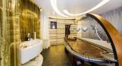 Luxury yacht SALUZI - Spa room