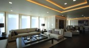 Luxury yacht SIREN - The main salon