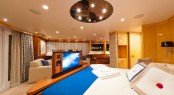 Luxury yacht SPIRIT - Master suite