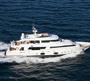 Ferretti superyacht Ziacanaia sold