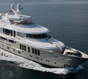 Special offer: 10% off Eastern Mediterranean charters aboard M/Y Orient Star