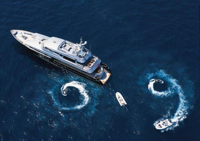 M/Y SILVER DREAM - Built by Dubois Yachts