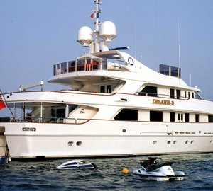 Special offer: 7 days for 5 on Mediterranean charters aboard M/Y Desamis B